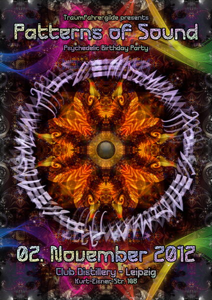 Patterns of Sound 2 Nov '12, 22:00