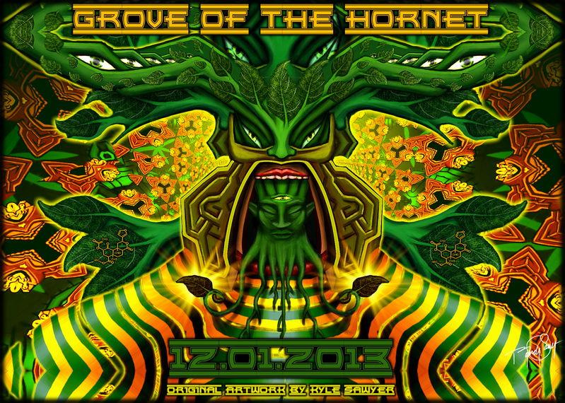 Grove Of The Hornet 12 Jan '13, 22:00