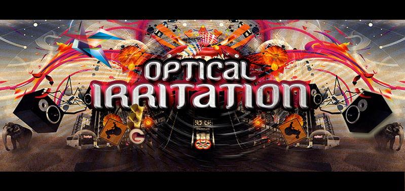 ***Optical Irritation • NEELIX, SYMPHONIX, MORTEN GRANU uvm.*** 2 Feb '13, 22:00