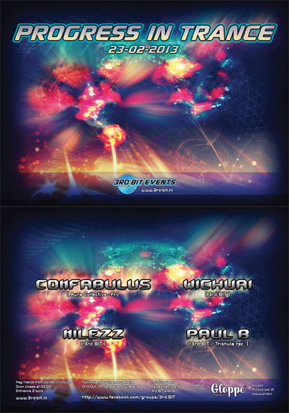 Progress In Trance 23 Feb '13, 23:30