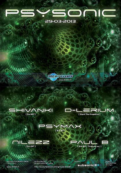 Psysonic 29 Mar '13, 23:00