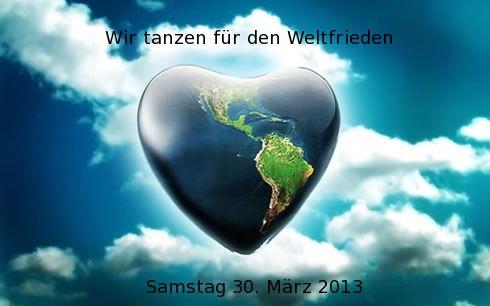 Wir Tanzen für den Weltfriden 30 Mar '13, 18:00