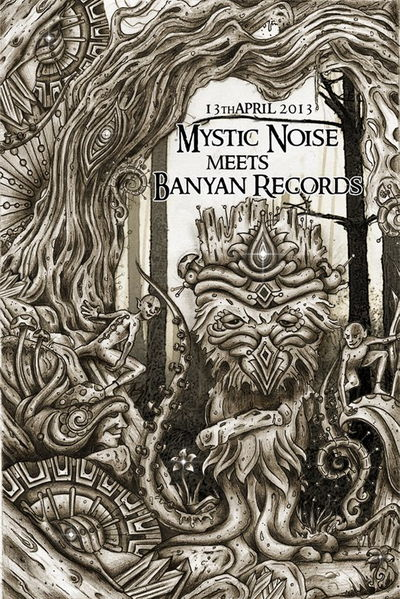 Mystical Noise from Banyan 13 Apr '13, 20:00