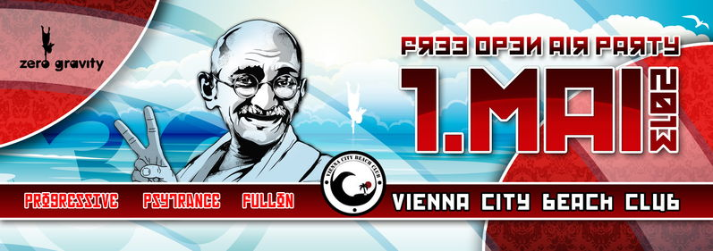 Party flyer: 1.mai free open air 2013 1 May '13, 08:00