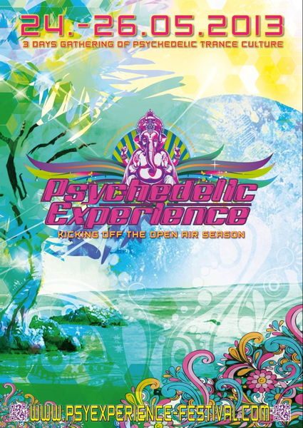 Psychedelic Experience Open Air 2013 24 May '13, 18:00