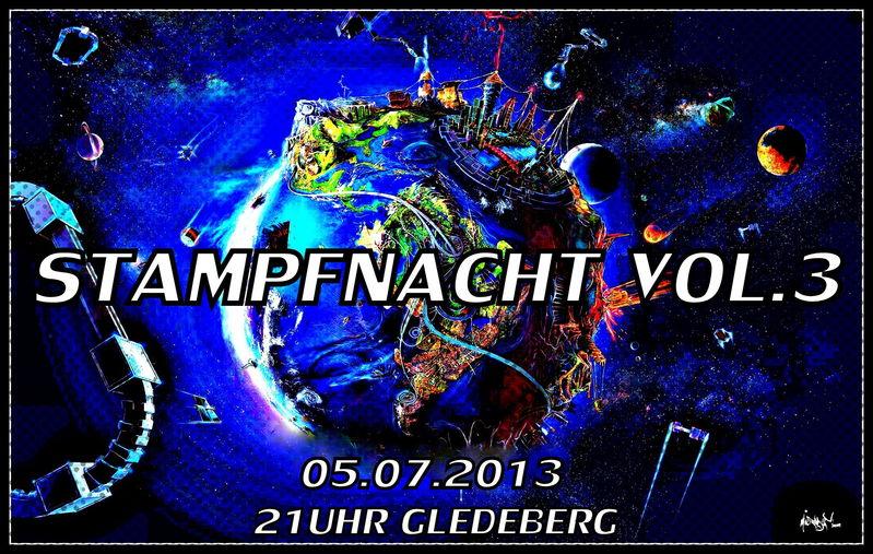 STAMPFNACHT VOL.3 5. Jul. 13, 21:00