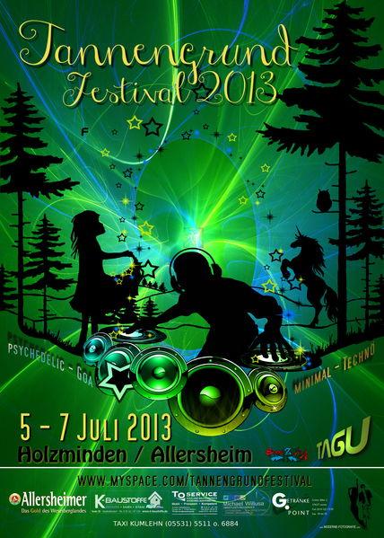 Tannengrund Festival 2013 5 Jul '13, 22:00