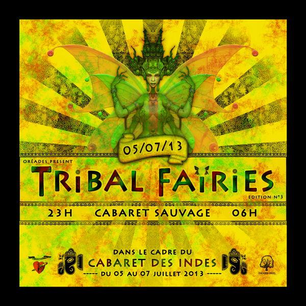 Tribal Fairies 3 5 Jul '13, 23:00