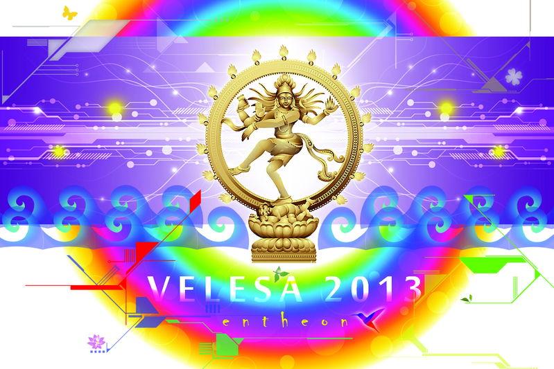 VELESA 2013 // Entheon 19 Jul '13, 20:00