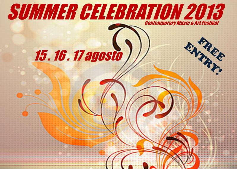 § SUMMER_CELEBRATION 2013 § Free Event! 15 Aug '13, 15:00