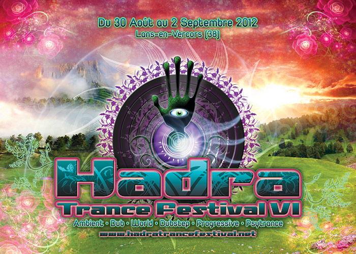 HADRA Trance Festival 30 Aug '12, 16:00