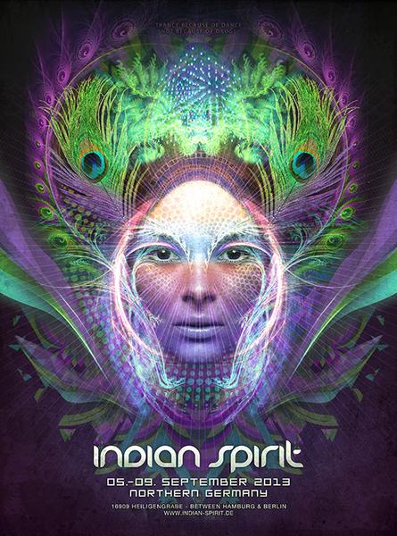 Indian Spirit Festival 3D 5 Sep '13, 12:00
