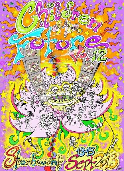Children Of The Future Vol.12 13 Sep '13, 20:00