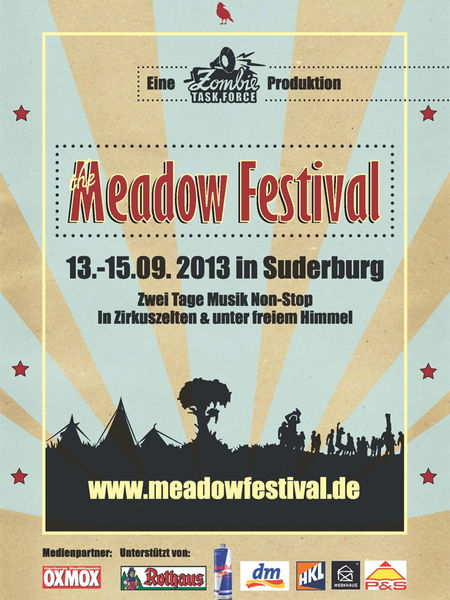 The Meadow Festival 13 Sep '13, 17:00