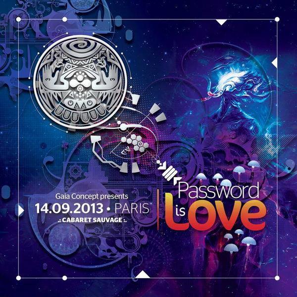 Password is love 14 Sep '13, 23:30