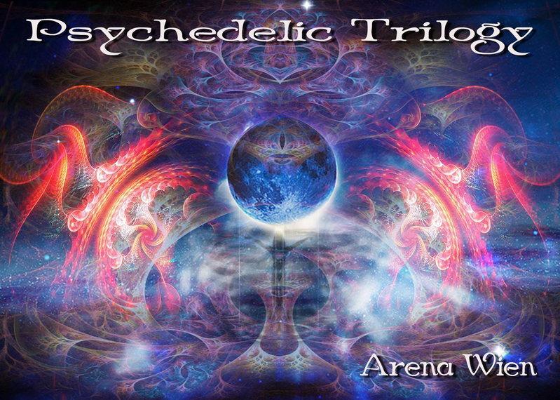 Party flyer: PSYCHEDELIC TRILOGY II 8 Nov '13, 21:30