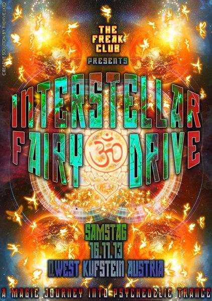 DJ Freak Interstellar Communication