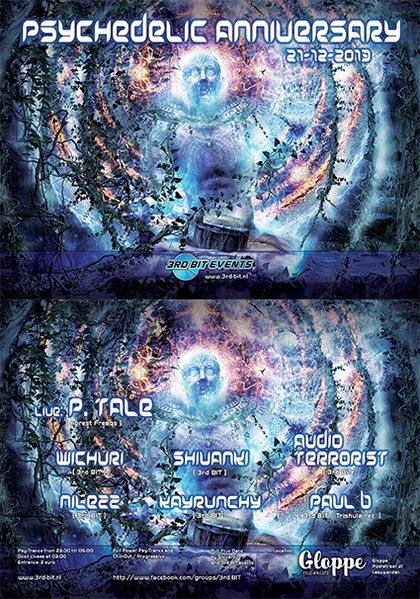 Psychedelic Anniversary 21 Dec '13, 23:00