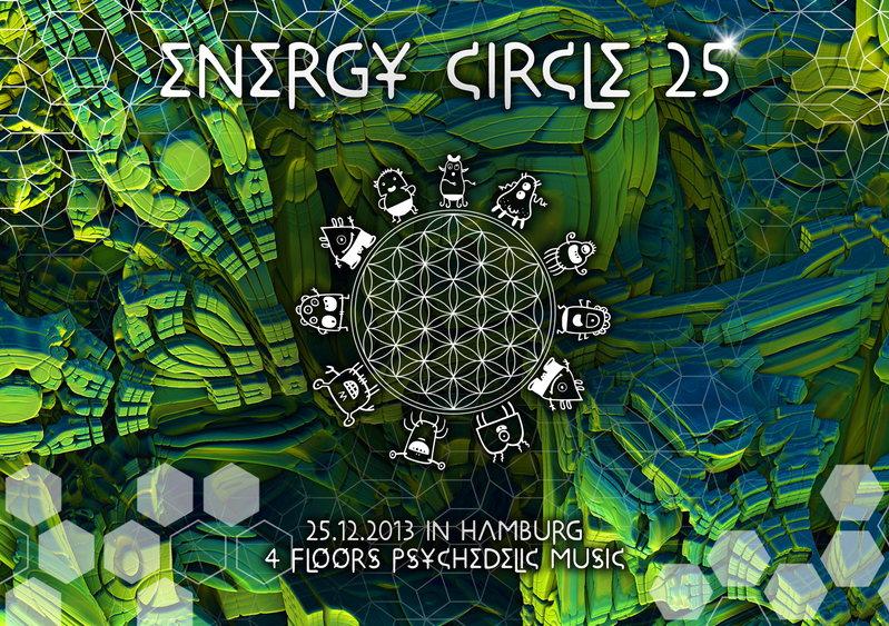 ॐ ENERGY CIRCLE 25 ॐ 25 Dec '13, 22:00