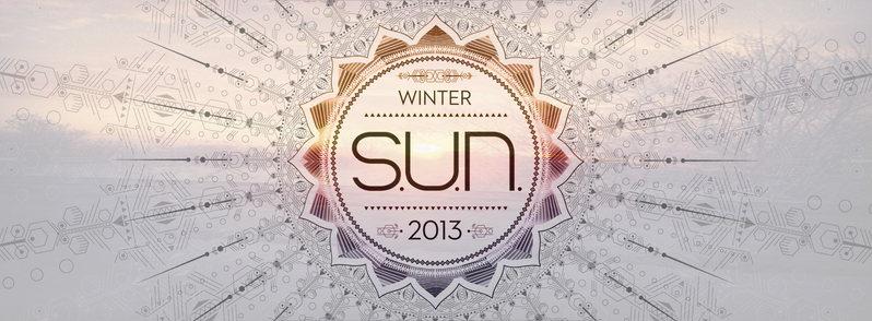 S.U.N. Festival presents WINTER S.U.N. (4 stages) 27 Dec '13, 22:00