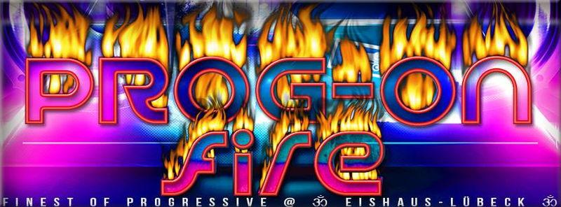 Party flyer: ૐ PROG ON FIRE ૐ ( NEW YEAR´S SPECIAL ) 31 Dec '13, 20:00