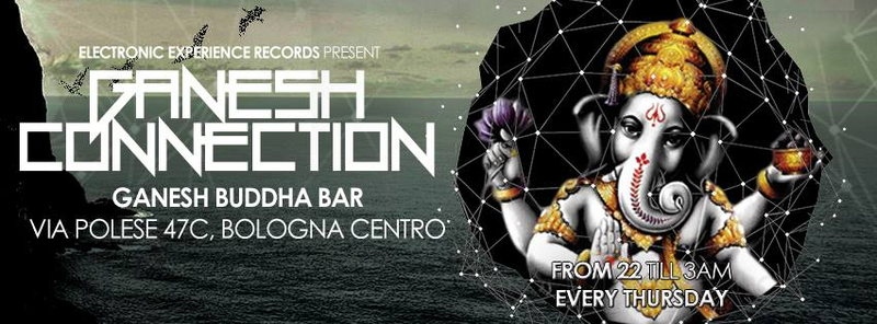 GANESH CONNECTION - EVERY THURSDAY 2 Jan '14, 22:00