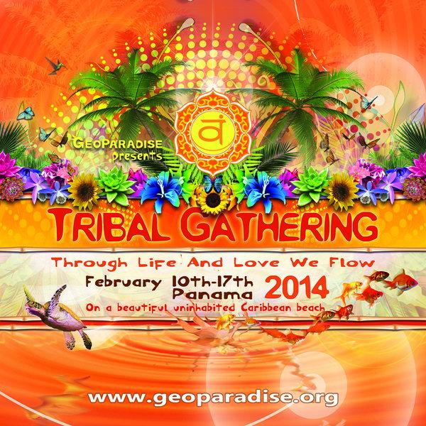 Tribal Gathering 2014 10 Feb '14, 10:00