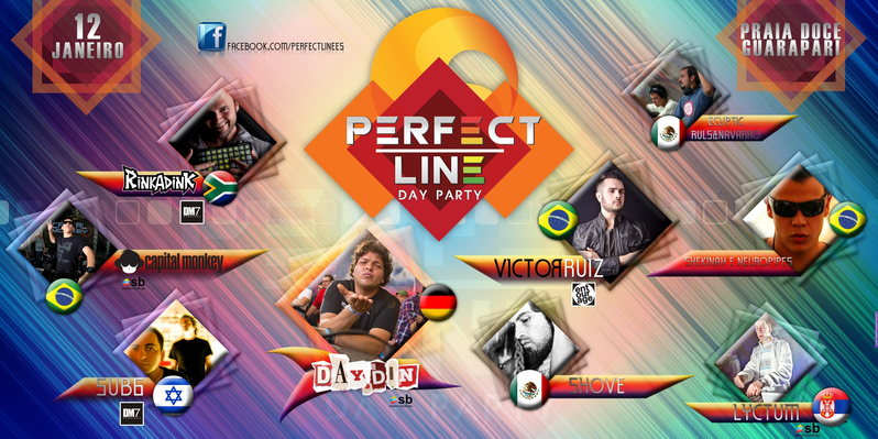 Perfect Line Day Party 12 Jan '14, 05:30
