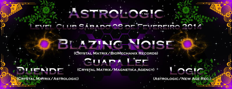 Level Club @ #40 Astrologic Party 8 Feb '14, 23:30