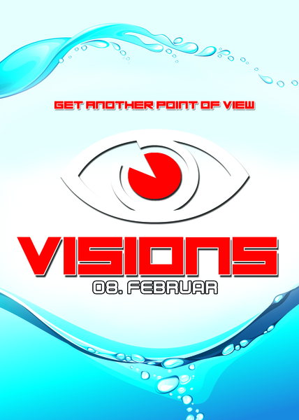 Visions 8 Feb '14, 23:00
