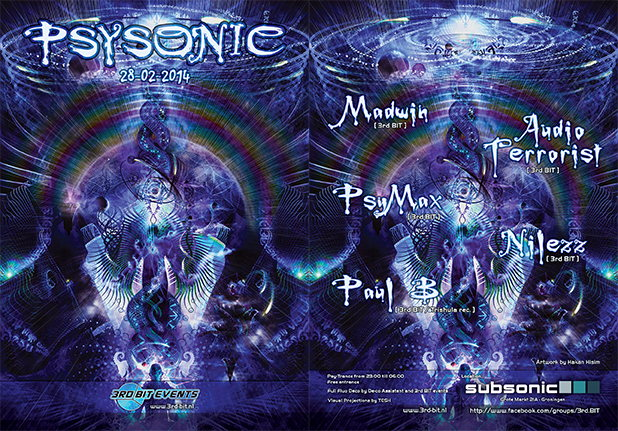 Psysonic 28 Feb '14, 23:00
