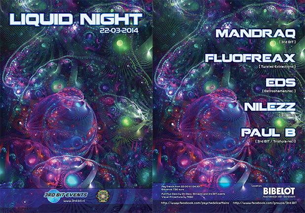Liquid Night 22 Mar '14, 22:00