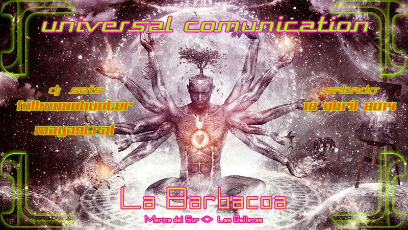 UNIVERSAL COMUNICATION 19 Apr '14, 22:00