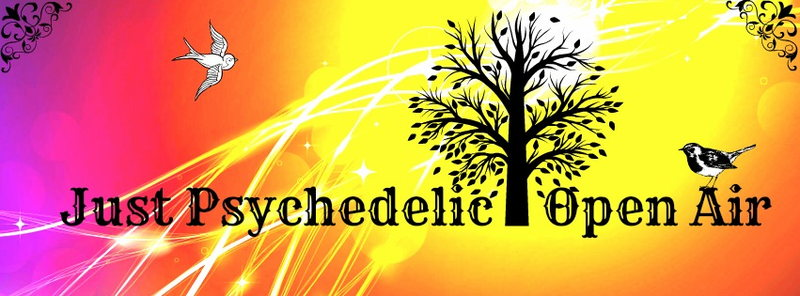 Party flyer: Just Psychedelic Open Air 3 May '14, 15:00