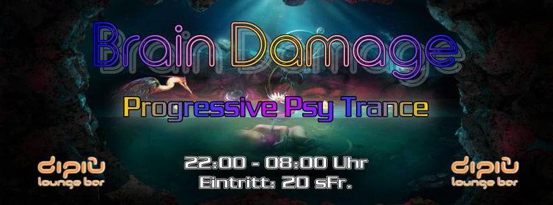Brain Damage w. ElfenTee Projekt Live a.m.m 17 May '14, 22:00