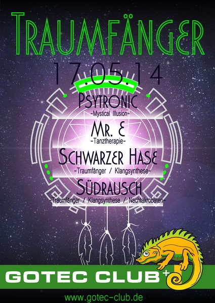 Traumfänger 17 May '14, 23:00