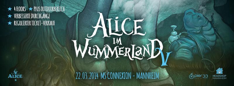 Alice im Wummerland V 22 Mar '14, 22:00