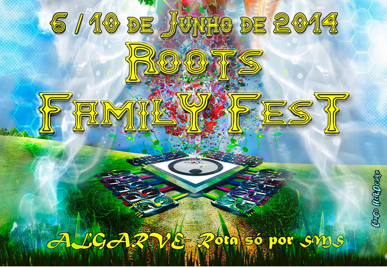 COLABORANISTO - ROOTS FAMILY FEST 6 Jun '14, 22:00