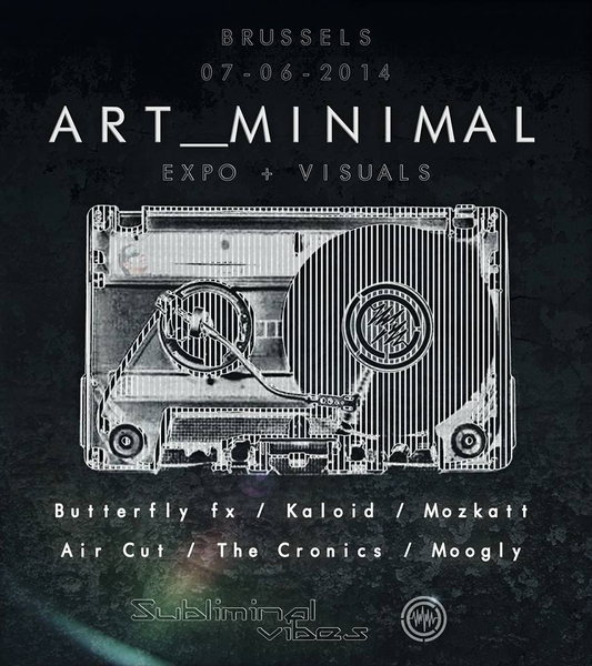 ART_MINIMAL 7 Jun '14, 22:00