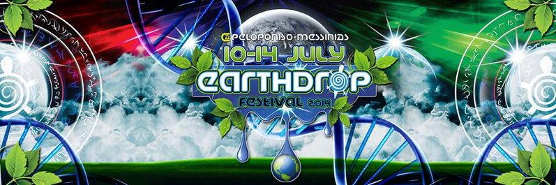 EARTH DROP FESTIVAL 2014 10 Jun '14, 17:00