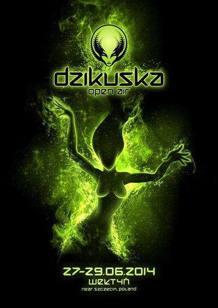 Dzikuska Open Air 2014 27 Jun '14, 18:00