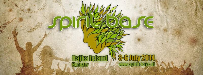 Party flyer: SPIRIT BASE FESTIVAL 2014 3 Jul '14, 18:00