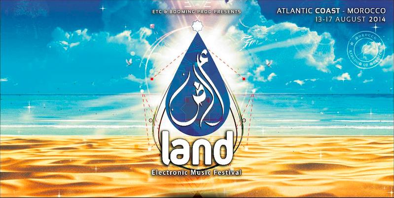 LAND Festival 2014 13 Aug '14, 20:00