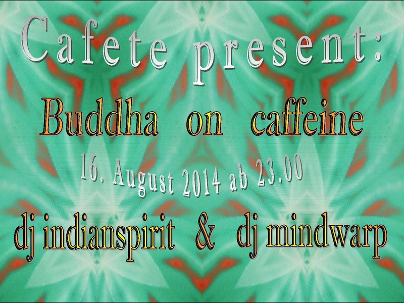 Buddha on caffeine 16 Aug '14, 23:00