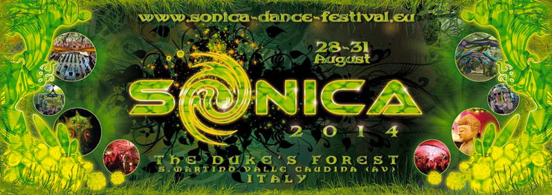 Sonica Dance Festival The Duke S Forest 2nd Act 28 Aug 2014
