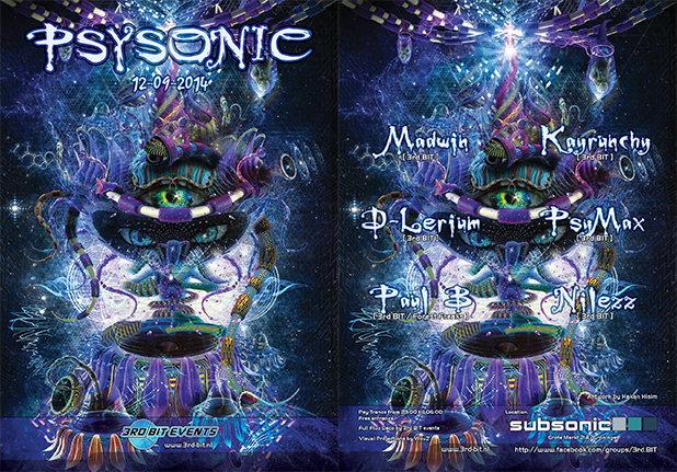 Psysonic 12 Sep '14, 23:00