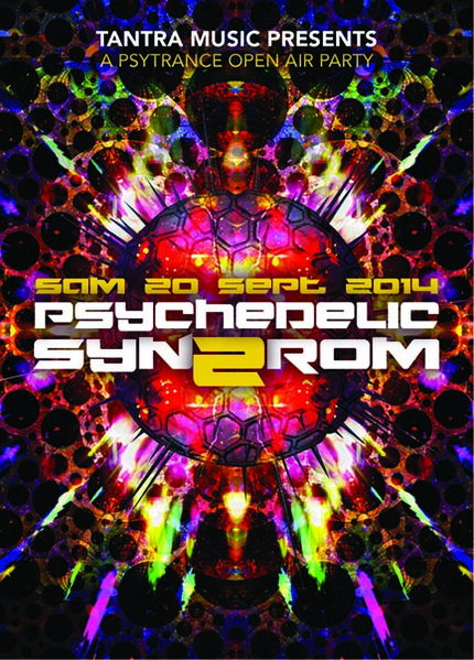 PSYCHEDELIC SYNDROM #2 20 Sep '14, 22:00
