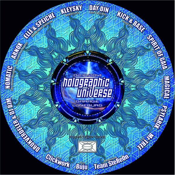 Holographic Universe VIII 2 Oct '14, 22:00