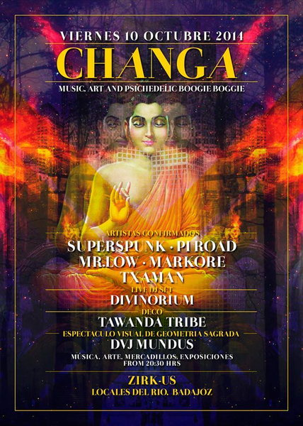 Changa 10 Oct '14, 20:30