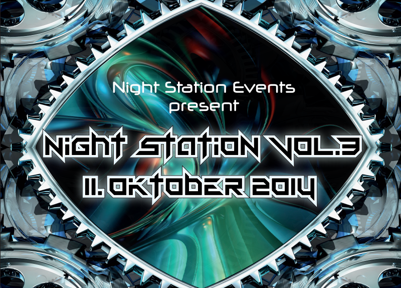 Night Station Vol.3 11 Oct '14, 22:00